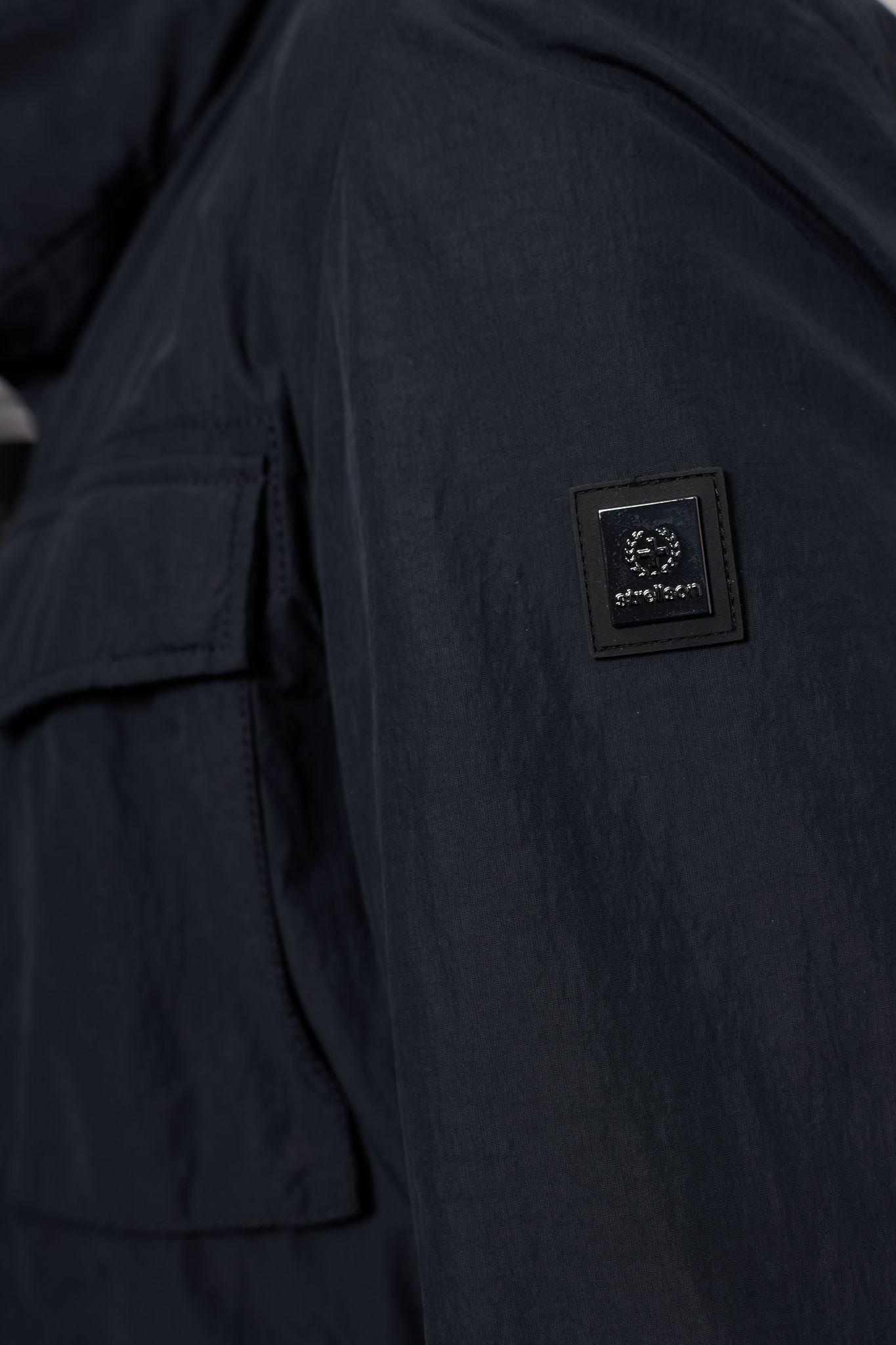 STRELLSON Ветровка с накладными карманами