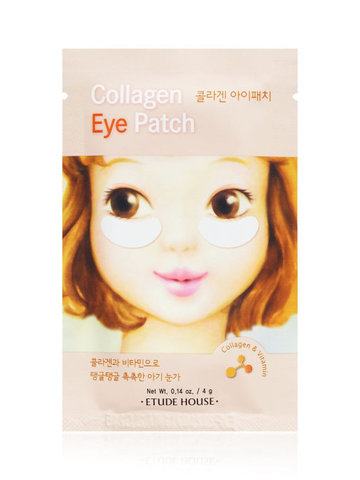 Патчи под глаза с коллагеном ETUDE HOUSE Collagen Eye Patch