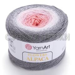 Flowers Alpaca Yarnart 406