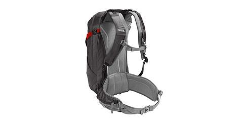 Картинка рюкзак туристический Thule Capstone 22 Тёмно-Серый/Оранжевый - 4