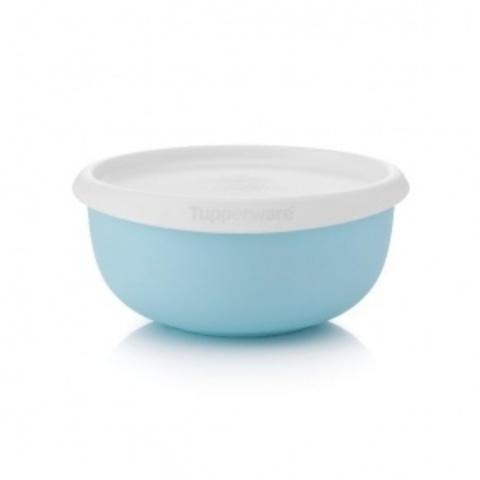 Чаша Цветение 500мл. в голубом цвете