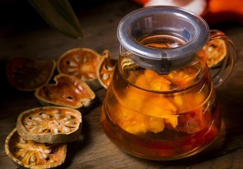 Чай из плодов Матум