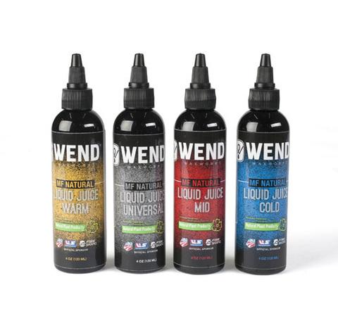 WEND Liquid Juice Warm Temp. 120 ml.
