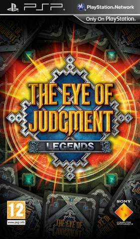 The Eye of Judgment Legends (PSP, русская документация, б/у)
