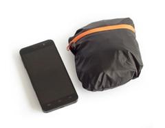 размер рюкзака Akando