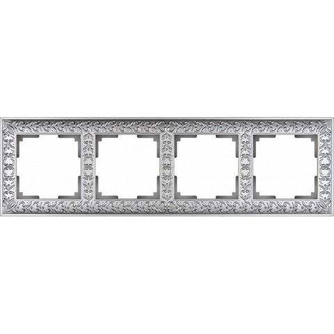 Werkel Рамка W0041521 (WL07-Frame-04) жемчужный
