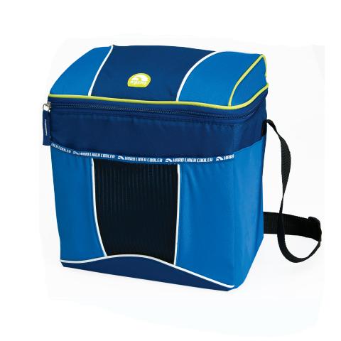 Термосумка Igloo HLC 12 с пластиковым коробом (9 л.), синяя