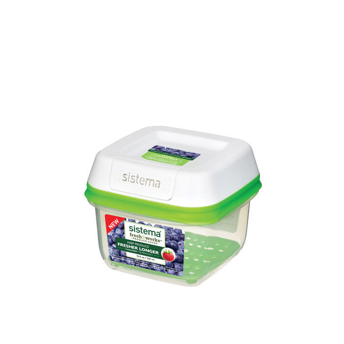 "Контейнер пищевой Sistema ""FreshWorks"" 597 мл"
