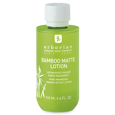 Erborian Бамбук лосьон матирующий для суженния пор Bamboo Matte Lotion Pore Minimizing Powder Effect Lotion
