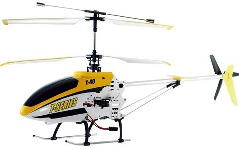 Радиоуправляемый вертолет с видеокамерой MJX R/C Shuttle T40C 2.4G - T40C