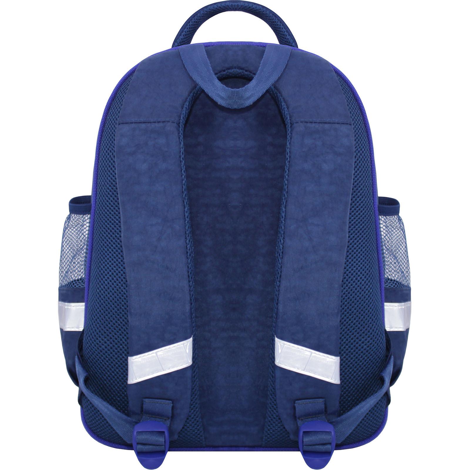 Рюкзак школьный Bagland Mouse 225 синий 551 (0051370) фото 3