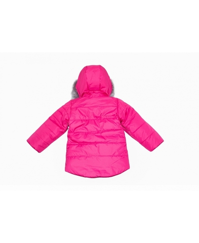 Куртка Зимушка Розовая