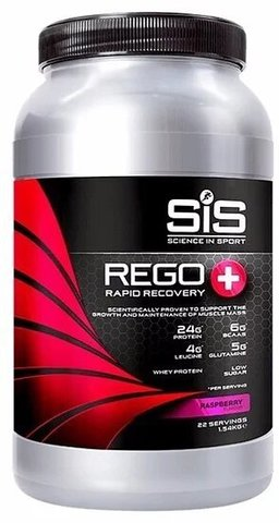 SiS Rego Rapid Recovery Plus, Малина, 1.54 кг (Великобритания)