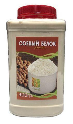 Соевый белок, 400 гр (Цереал)