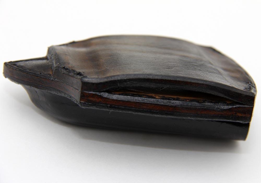 Кобура формованная для ножа МБШ 111 - фотография