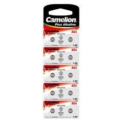 Батарейки Camelion AG 4 / 10 BL