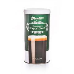 Пивной набор Muntons Professional Export Stout, 1,8 кг на 23 л