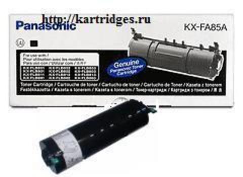 Картридж PANASONIC KX-FA85A