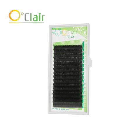 Ресницы O'CLAIR оклер 16 линий MIX изгиб L