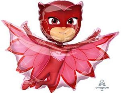 Фольгированный шар Герои в масках Алетт