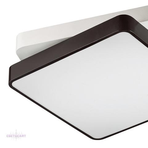 Люстра потолочная светодиодная с пультом 4511/72CL серии AGATHA