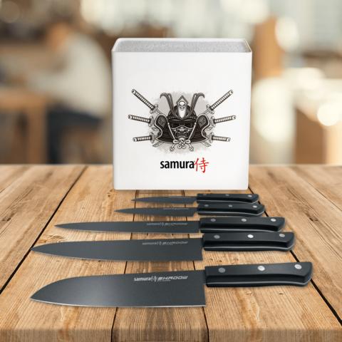 Набор из 5 кухонных ножей