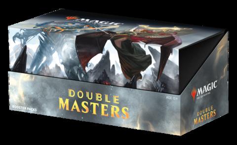 Дисплей Double Masters (англ.) ПРЕДЗАКАЗ
