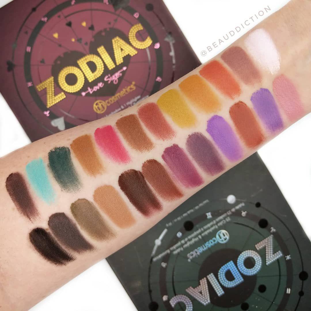 Bh Cosmetics Zodiac Crystal palette