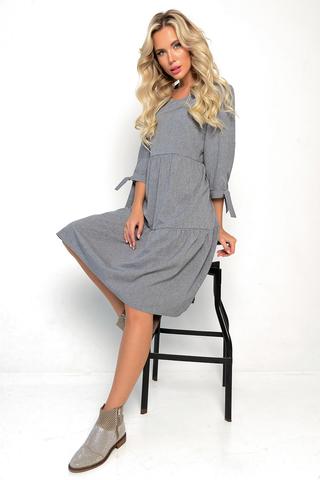 <p><span>Идеальное платье из качественного материала на все случаи жизни - это то, в чём нуждается любая девушка. Иногда хочется сменить свой образ и выделиться на фоне других. Именно для этих случаев создано женское платье Супер Альба. Оно шикарно подходит под любую обувь и придаёт индивидуальность каждой девушке. Такое женское платье скрывает все мелкие недостатки фигуры и тела, помогая выделить только самое лучшее. В таком наряде не стыдно появиться на людях. Элегантность и красота привлечёт внимание совершенно любого мужчины. Одевая новое женское платье Супер Альба Вы будете в центре внимания! Его поистине можно назвать уникальной и неповторимой новинкой этого сезона. Рукава составляют 3/4 от всей длины, и придают сексуальность девушки. Женское платье создано лучшими европейскими мастерами. Пошив производится из полиэстера - качественной и долговечной ткани. Успейте купить новинку сезона, платье Супер Альба по выгодной цене прямо сейчас!</span>&nbsp;(Длины: 46-48=102см; 50-52=103см)</p>