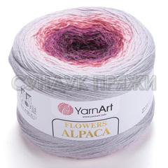 Flowers Alpaca Yarnart 408