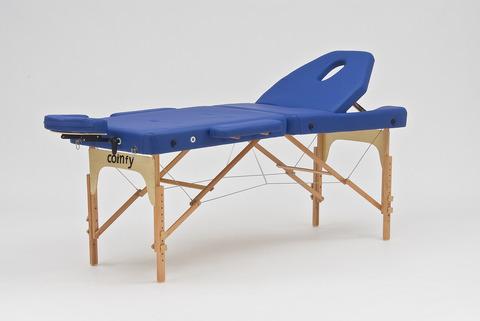 Массажный стол складной деревянный JFMS09С/BR - фото