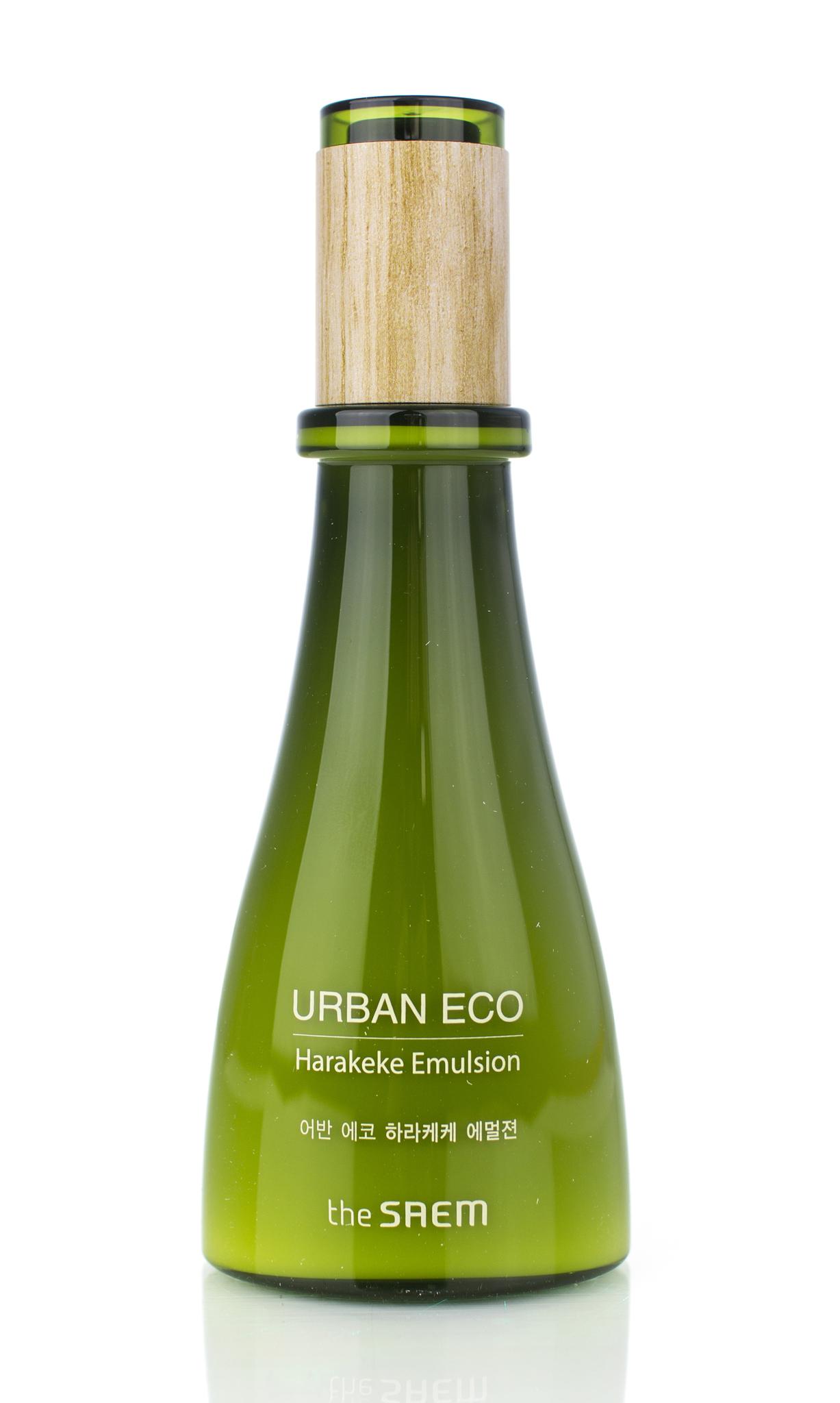 Эмульсия/ Ессенция Эмульсия для лица с экстрактом новозеландского льна Urban Eco Harakeke Emulsion 140мл the_saem_urban_eco_harakeke_emulsion.jpg