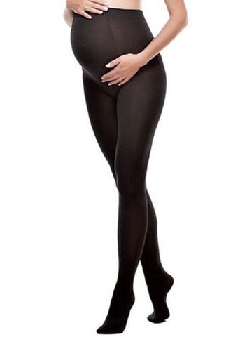 Колготки для беременных 150д цвет черный