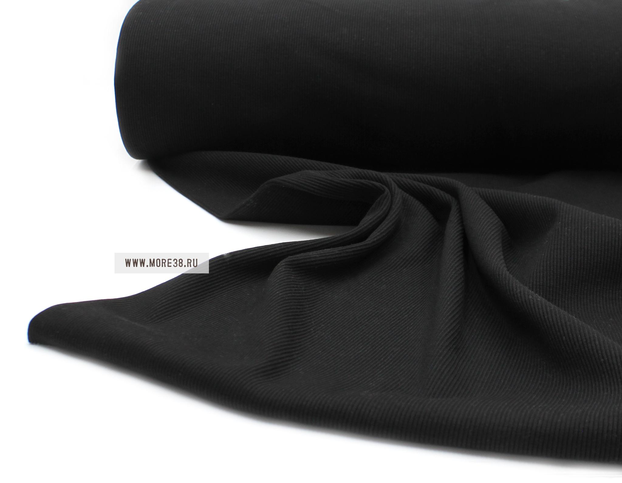 Кашкорсе, черный (57*2,240 г/м)