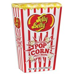 Jelly Belly Buttered Popcorn Джелли Белли со вкусом попкорна с маслом 49 гр