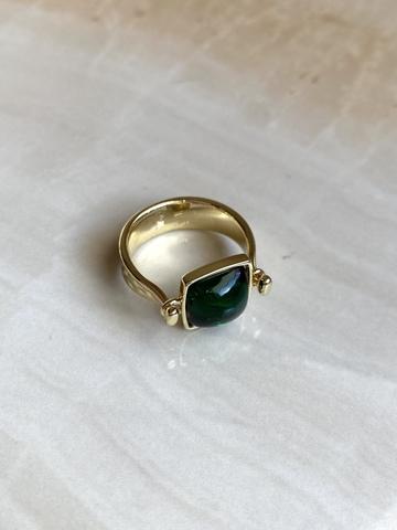 Кольцо Ревана, зеленое