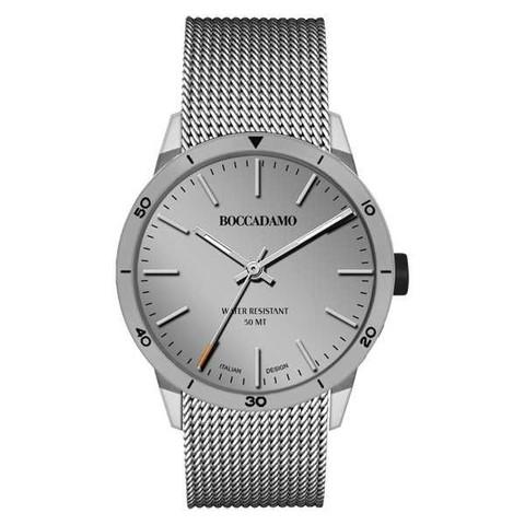 Часы Navy Silver NV015 BW/S