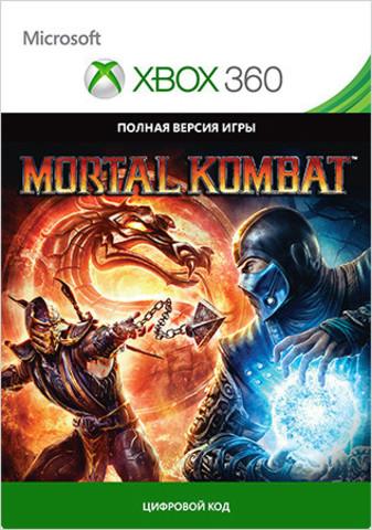 Mortal Kombat (Xbox 360, цифровой ключ, русские субтитры)