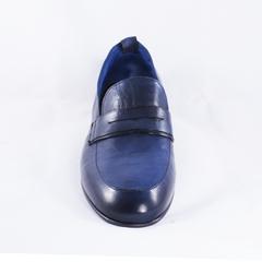 Кожаные лоферы Alexander Hotto 53025