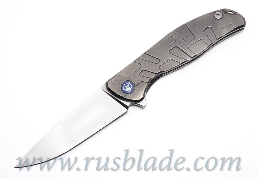 Shirogorov Flipper 95 Elmax T-mode w/ bearings - фотография