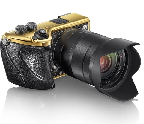 Hasselblad Lunar LTD Gold Kit 16-70mm Zeiss