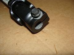 валик кардан. рул.упр. в сборе УАЗ 3163 (Delphi)