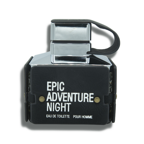 Epic adventure night man