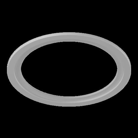 Рамка COMBO-1 белая одинарная