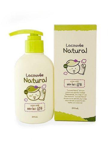 Lacouvee Natural  Детский шампунь