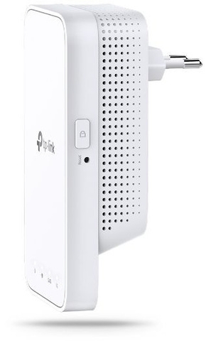 Повторитель беспроводного сигнала TP-Link RE300 AC1200 Wi-Fi белый
