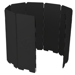 Ветрозащитный экран Fire-Maple FMW-508 8 секций черный