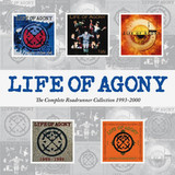 Life Of Agony / The Complete Roadrunner Collection 1993-2000 (5CD)