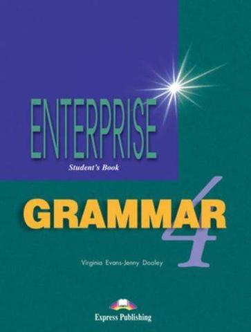 Enterprise 4. Grammar Book. Intermediate. Грамматический справочник