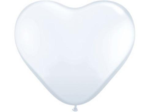 Q Сердце 3' Стандарт White